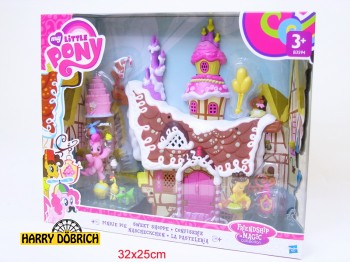 My Little Pony Pinkie Pie Spielset