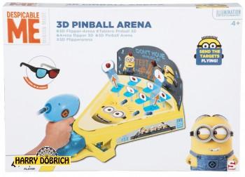 Minions 3D Pinball Arena