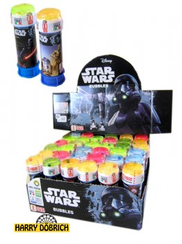 Seifenblasen Star Wars 60ml