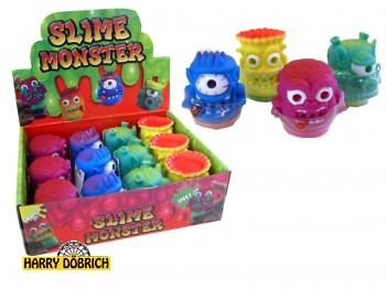 Monster Schleim 4-fach sortiert
