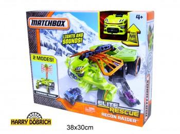 Matchbox Recon Raider