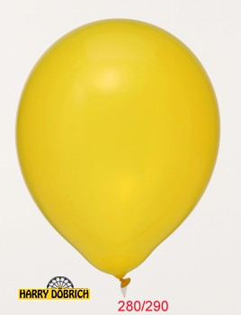 Luftballon riesig 280/290 gelb 1 Stück