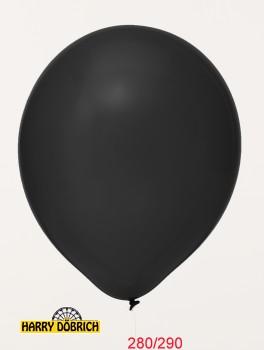 Luftballon riesig 280/290 schwarz 1 Stück