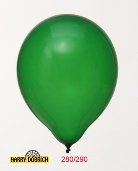 Luftballon riesig 280/290 dunkelgrün 1 Stück
