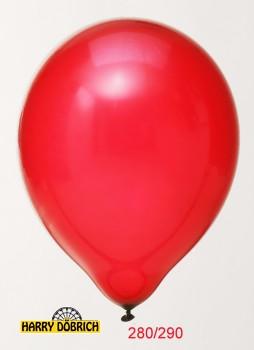 Luftballon riesig 280/290 kirschrot 1 Stück