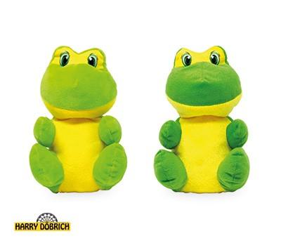 Frosch sitzend 18cm 2-fach sortiert