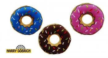 Donut 12cm 3-fach sortiert