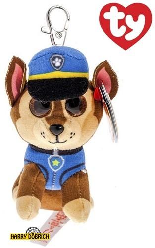 Paw Patrol TY Chase Schlüsselanhänger