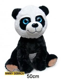 Panda Glitzeraugen 50cm