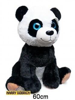 Panda Glitzeraugen 60cm