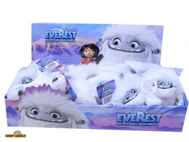 Everest Yeti Abominable Bagclip ca. 10cm
