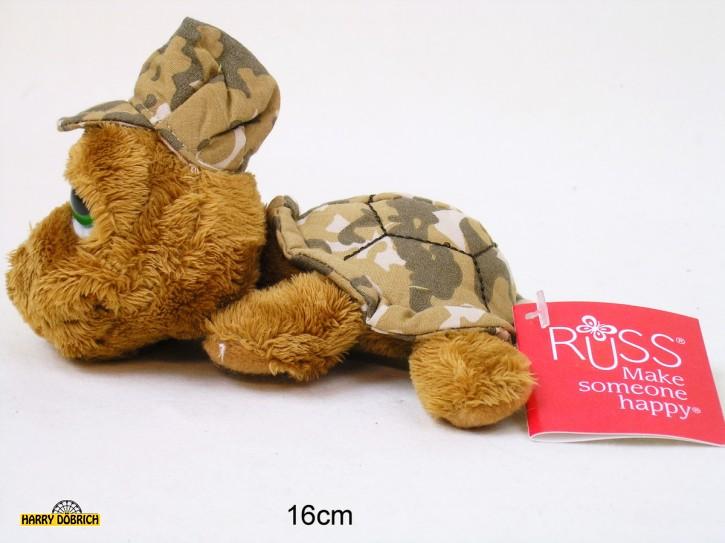 Russ Schildkröte Shelby Camouflage 15cm