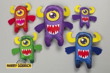 Monster mit einem Auge 22cm 4-fach sortiert