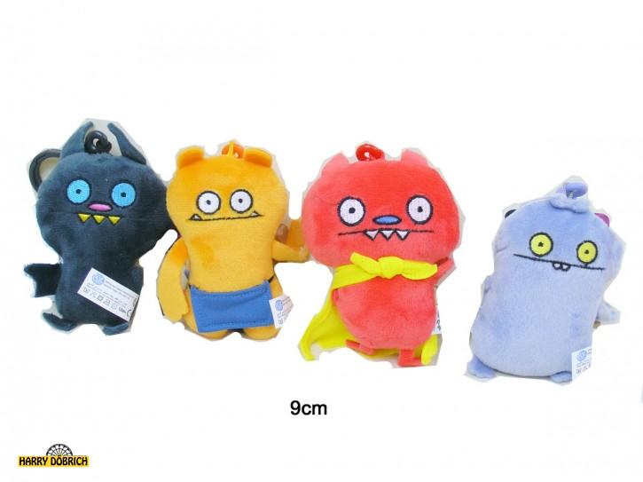 Ugly Doll 9cm Bag Clip 12-fach sortiert