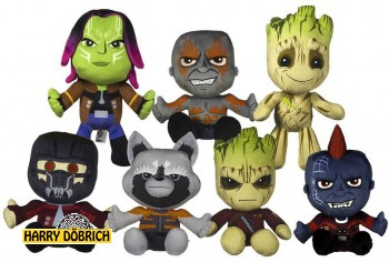 Guardians of the Galaxy 25-27cm 7-fach