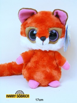 Yoohoo 17cm Red Fox