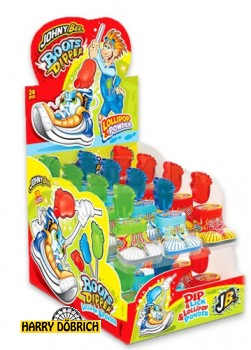 Johny Bee Boots Dipper 24x30gr im Display