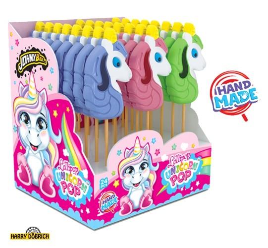 Unicorn Pop Lolly 24x40g