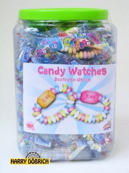Süße Uhren 60 Stück in Dose