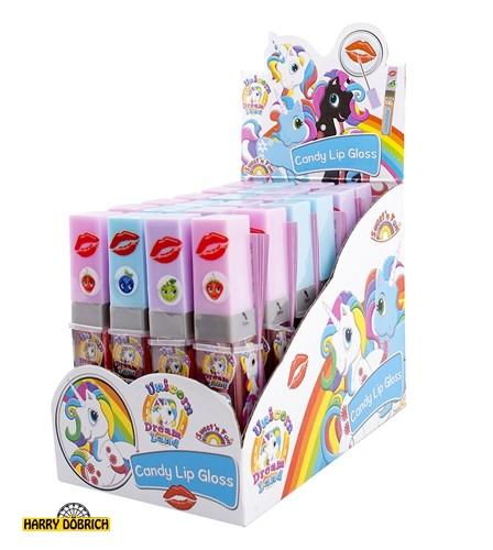 Unicorn Candy Lipgloss 24x9ml