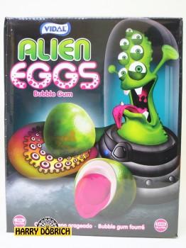 Kaugummi Alien Eggs 200 Stück