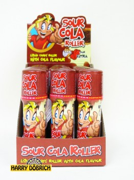 Candy Roller Sour Cola 15x60ml