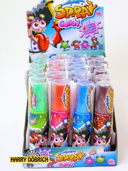 Candy Spray Classic 24x25ml sortiert