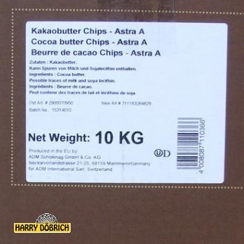 Kakao-Butter Preis per Kg