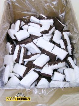Mellow Kokosspeck Würfel black&white 2kg