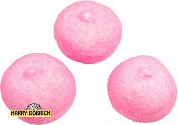 Mellow Speckbälle pink 1kg