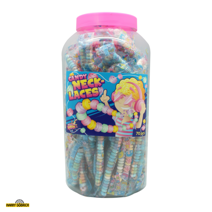 Süße Ketten 70 Stück in Dose