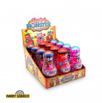 Slurpy Monster Candy Roller 12x60ml