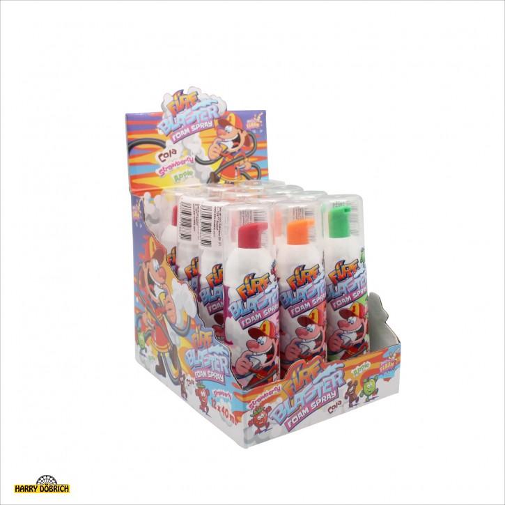 Candy Schaumspray Fire Blaster 12x40ml