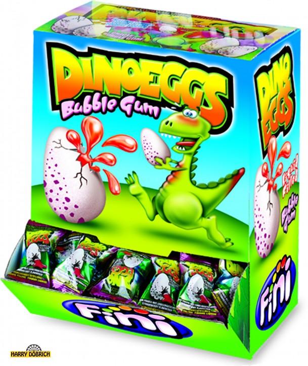Kaugummi Dino Eggs 200 Stück