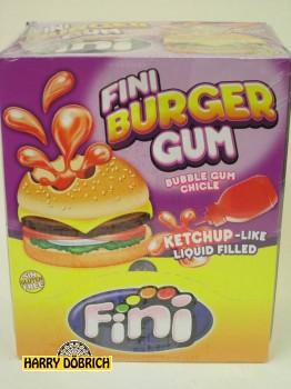 Kaugummi Bubble Burger 200 Stück