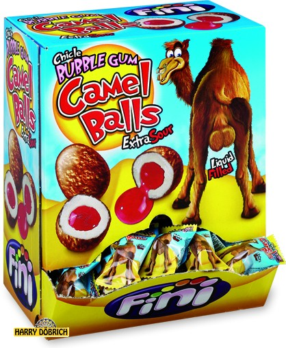 Kaugummi Camel Balls 200 Stück