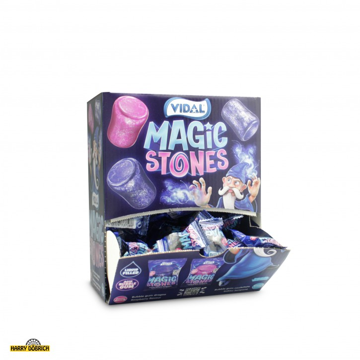 Kaugummi Magic Stones 200 Stück