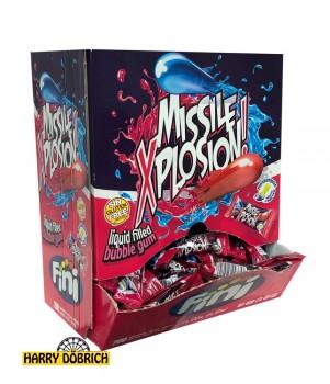 Kaugummi Missile Xplosion 200 Stück