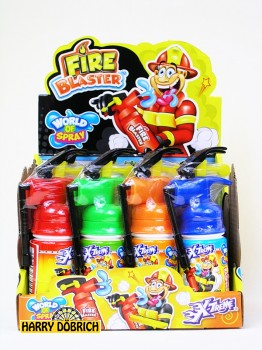 Candy Spray Fire Blaster 55ml 16 Stück