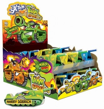 Candy Spray Panzer 16x30ml MHD 04/21