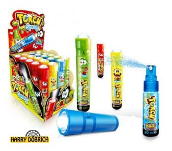 Candy Spray Taschenlampe 20 St MHD 10/20