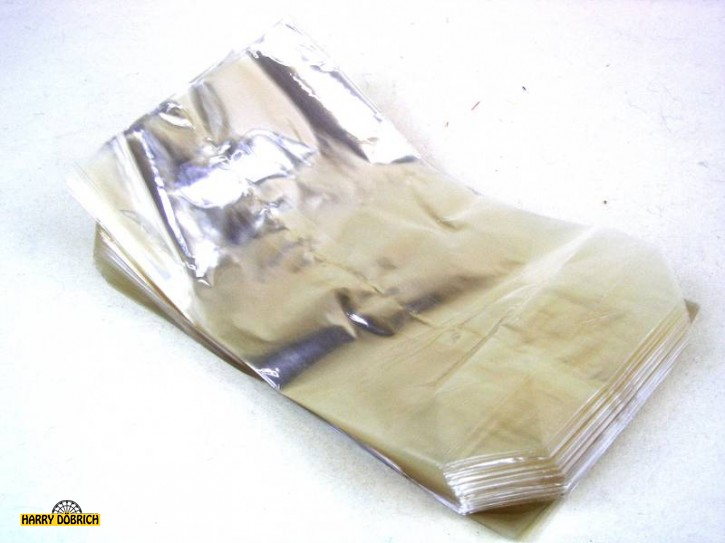 Zellglasbodenbeutel 12x22,5cm 100Stück