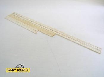 Zuckerwattestäbe eckig 29cm 500 Stück
