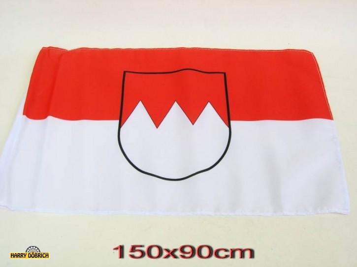 Fahne Franken 90x150cm mit 2 Ösen