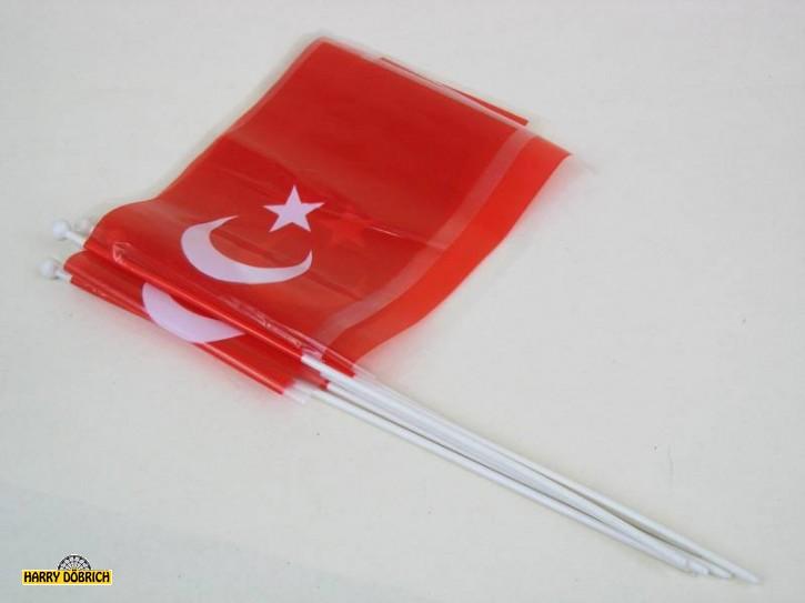 Fähnchen Türkei 15x10cm