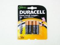 Batterie Duracell AAA 4er