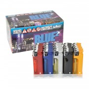 Feuerzeug Blue mit LED sortiert