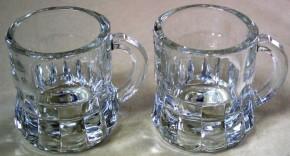 Henkelstamper Schnapsglas