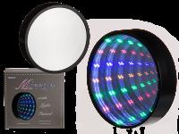 Spiegel Lichttunnel LED 20cm