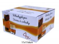 Whiskygläser 4er 255ml